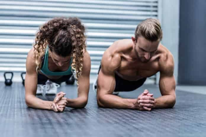 Core exercises for beginners